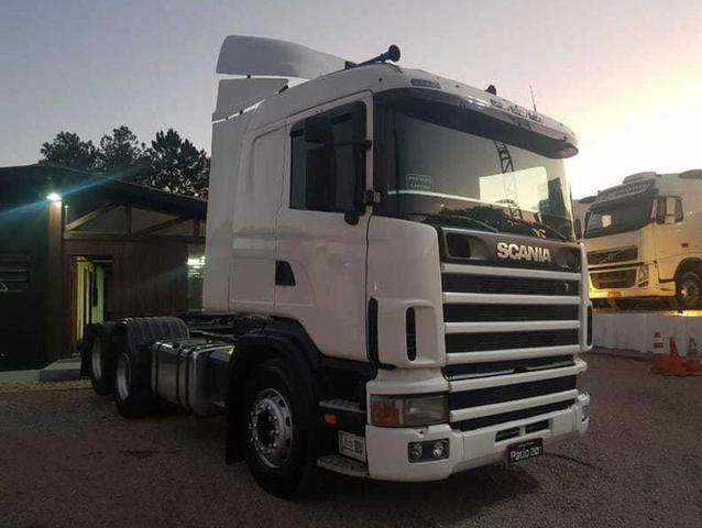 Scania R124 420 6x2 Trucado R$180.000,00
