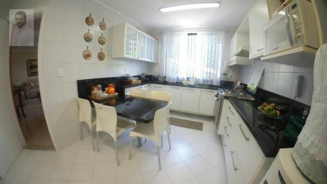 Casa em condomínio fechado com 4 dormitórios à venda, 263 m² por R$ 850.000 - Patamares -  - Foto 3