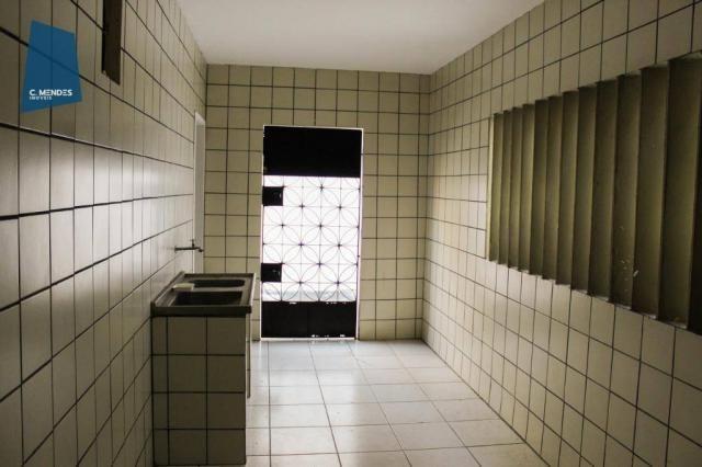 Casa para alugar, 400 m² por R$ 2.200,00/mês - Engenheiro Luciano Cavalcante - Fortaleza/C - Foto 15