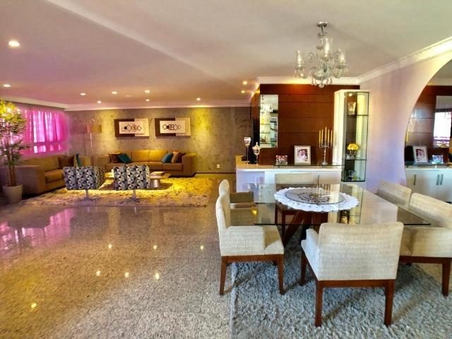 Apartamento no Guararapes com 192m / 3 suítes / 3 vagas / nascente - Foto 4