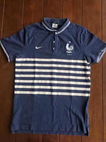 730ca98c8c682 Camisa Pólo Nike França FFF - League M - Roupas e calçados - Vila ...