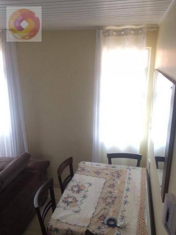 Apartamento com 2 dormitórios à venda, 39 m² por R$ 130.000 - Cidade Industrial - Curitiba - Foto 13