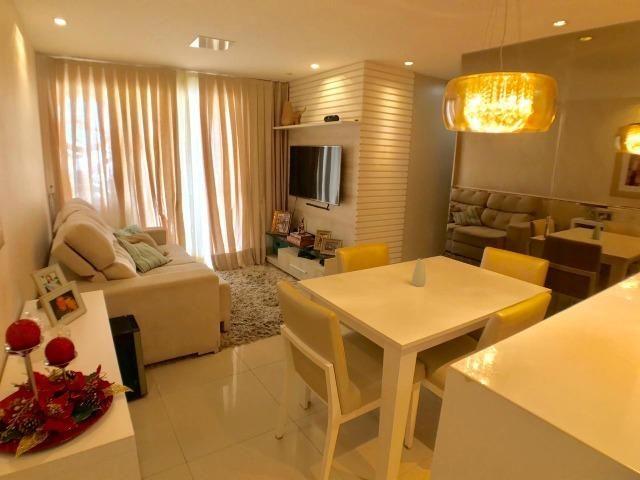 Apartamento no San Gabriel em Messejana todo projetado - Foto 5