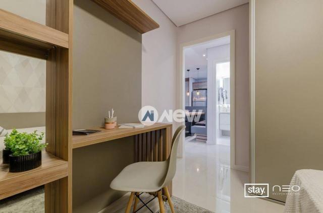 Apartamento à venda, 69 m² por r$ 363.500,00 - rio branco - novo hamburgo/rs - Foto 16