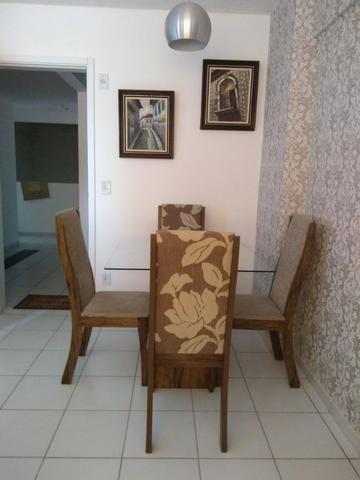 Vendo lindo apartamento 2/4 ecopark com ótima área de lazer - Foto 4