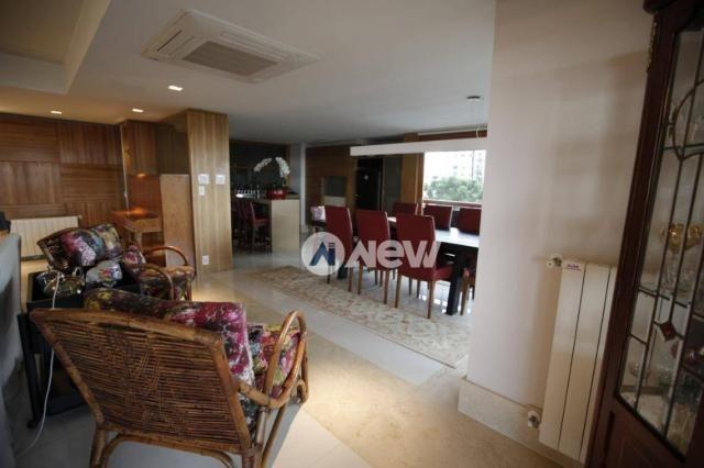 Apartamento com 3 dormitórios à venda, 292 m² por r$ 2.300.000 - centro - novo hamburgo/rs - Foto 15