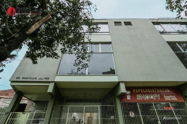 Sala à venda, 36 m² por r$ 115.000,00 - chácara das pedras - porto alegre/rs