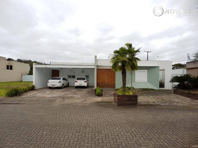 Casa com 3 dormitórios à venda, 229 m² por r$ 1.290.000 - rondônia - novo hamburgo/rs