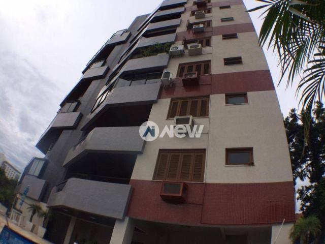 Apartamento com 3 dormitórios à venda, 162 m² por r$ 660.000 - centro - novo hamburgo/rs - Foto 2