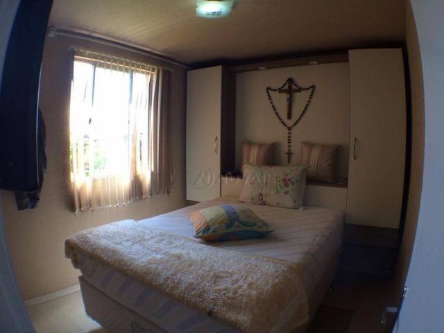 Apartamento com 2 dormitórios à venda, 78 m² por r$ 180.000 - centro - portão/rs - Foto 9
