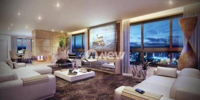 Apartamento com 3 dormitórios à venda, 162 m² por r$ 1.700.000,00 - hamburgo velho - novo  - Foto 11