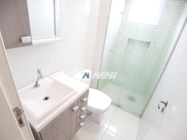 Apartamento com 2 dormitórios à venda, 57 m² por r$ 175.000 - bairro inválido - cidade ine - Foto 13