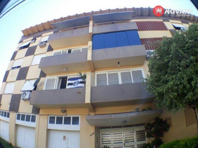 Apartamento residencial à venda, r.bran./centr./ideal, novo hamburgo - ap2276. - Foto 3