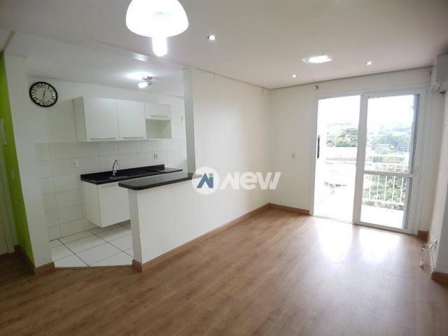 Apartamento com 2 dormitórios à venda, 57 m² por r$ 175.000 - bairro inválido - cidade ine - Foto 2