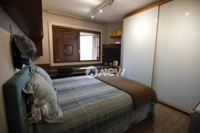 Apartamento com 3 dormitórios à venda, 292 m² por r$ 2.300.000 - centro - novo hamburgo/rs - Foto 8