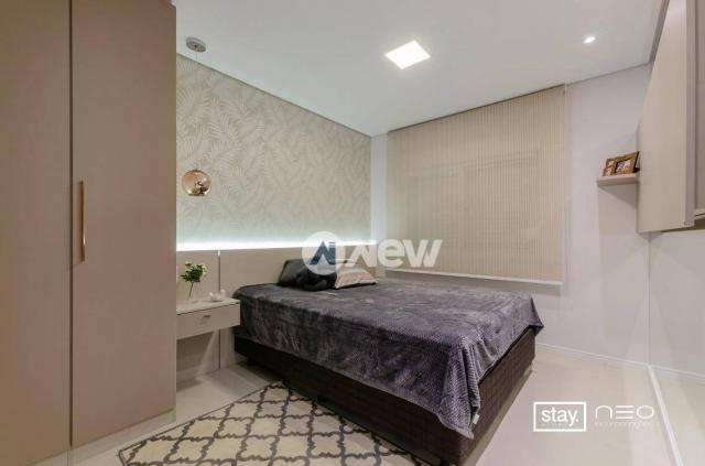 Apartamento à venda, 69 m² por r$ 363.500,00 - rio branco - novo hamburgo/rs - Foto 19