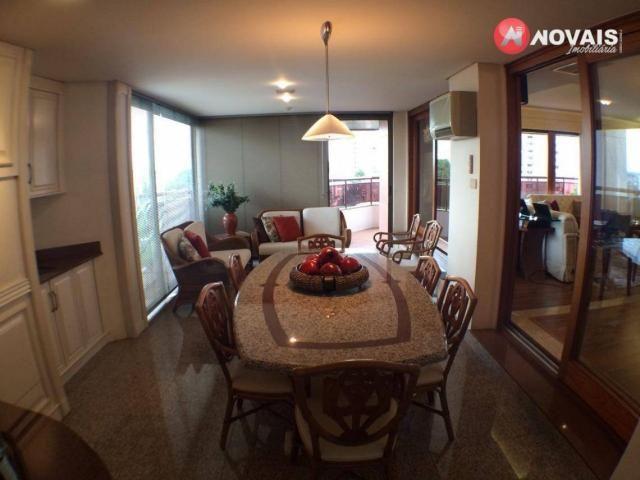 Apartamento com 3 dormitórios à venda, 292 m² por r$ 1.700.000 - centro - novo hamburgo/rs - Foto 15