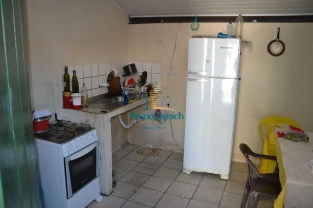 Casa com 3 dormitórios à venda, 91 m² por R$ 180.000 - Centro - Santa Cruz Cabrália/BA - Foto 4