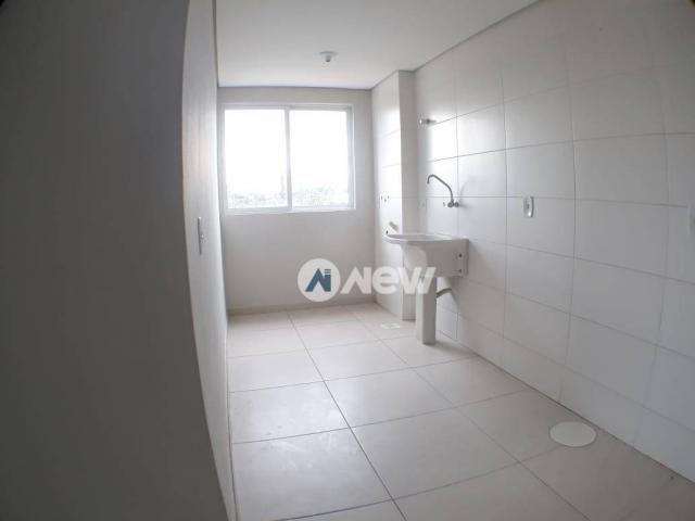 Apartamento com 2 dormitórios à venda, 65 m² por r$ 254.400 - rondônia - novo hamburgo/rs - Foto 4