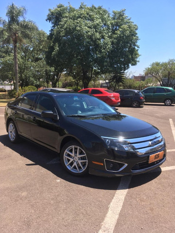 Ford Fusion SEL Aut