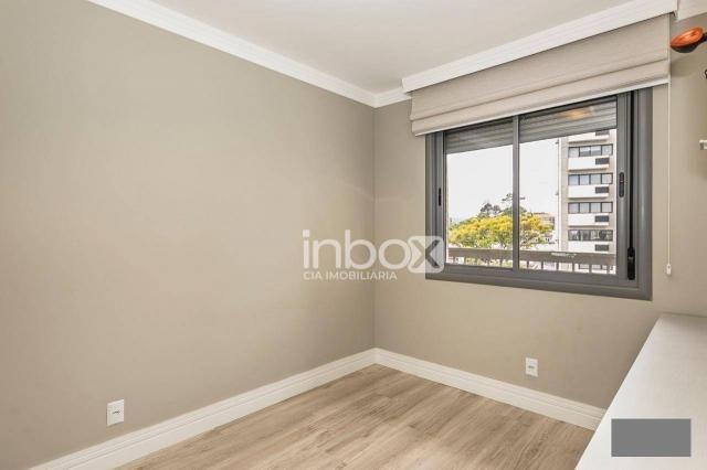 Magnífico apartamento com 2 dormitórios para alugar, 86 m² por R$ 4.800/mês - Três Figueir - Foto 16