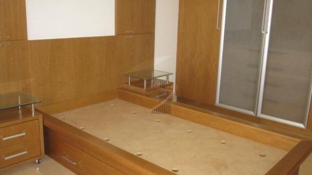 Apartamento com 4 dormitórios para alugar, 192 m² por R$ 3.300,00/mês - Edifício Maison Cl - Foto 7