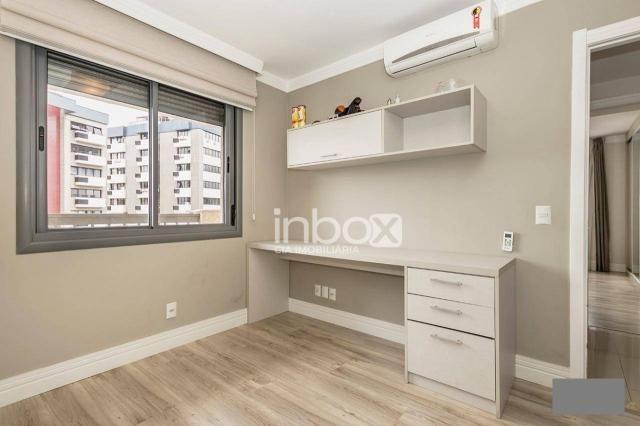 Magnífico apartamento com 2 dormitórios para alugar, 86 m² por R$ 4.800/mês - Três Figueir - Foto 17