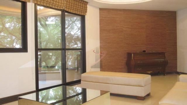Apartamento com 4 dormitórios para alugar, 192 m² por R$ 3.300,00/mês - Edifício Maison Cl - Foto 2