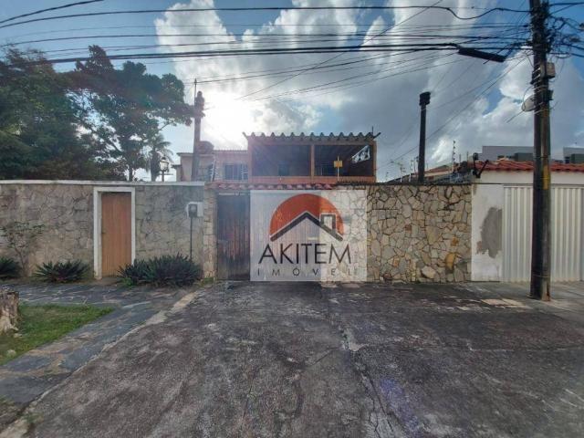 Casa com 3 dormitórios, 193 m² - venda por R$ 325.000,01 ou aluguel por R$ 1.620,00/mês -