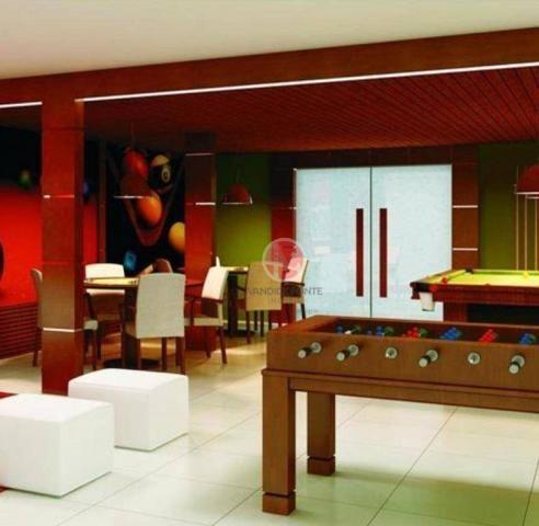 Apartamento com 3 dormitórios à venda, 87 m² por R$ 430.000,00 - Porto das Dunas - Eusébio - Foto 6