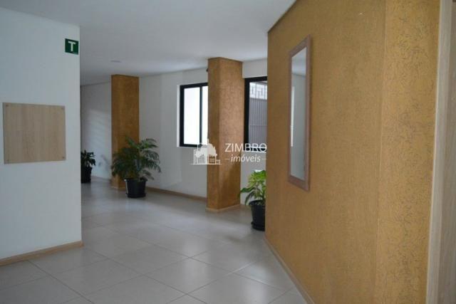 Apartamento para alugar 03 Dormitórios em Santa Maria com Suite Elev Sacada Churrasqueira  - Foto 11
