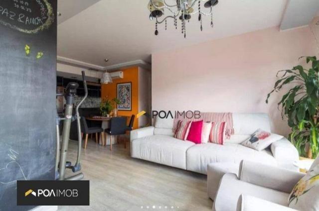 Apartamento com 03 dormitórios no bairro Rio Branco