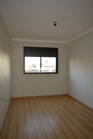 Apartamento para alugar 03 Dormitórios em Santa Maria com Suite Elev Sacada Churrasqueira  - Foto 9
