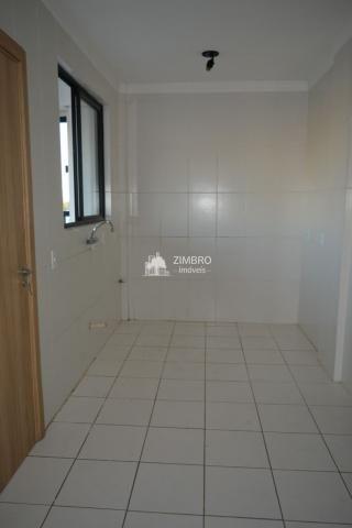 Apartamento para alugar 03 Dormitórios em Santa Maria com Suite Elev Sacada Churrasqueira  - Foto 7