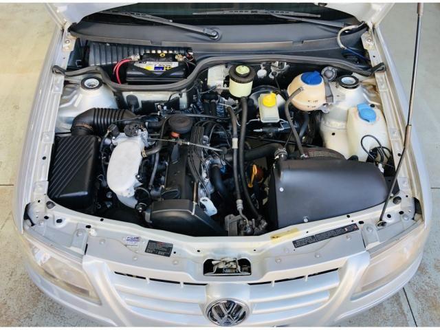 VW - VOLKSWAGEN GOL (NOVO) 1.6 MI TOTAL FLEX 8V 4P - Foto 14