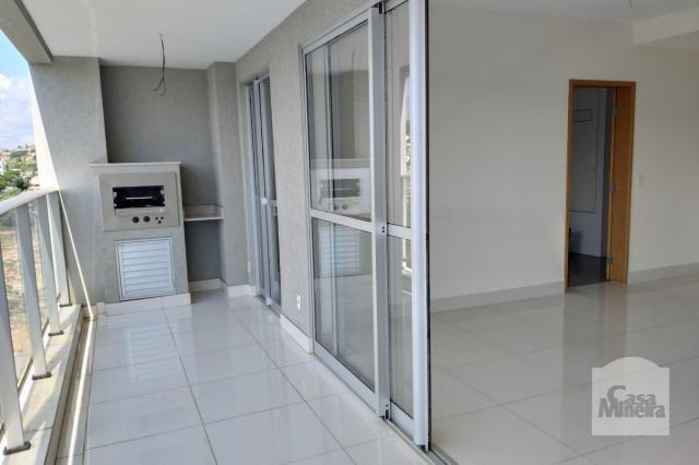Apartamento à venda com 3 dormitórios em Paquetá, Belo horizonte cod:273812 - Foto 4