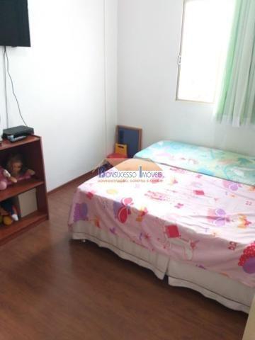 Apartamento à venda com 3 dormitórios em Ermelinda, Belo horizonte cod:42925 - Foto 9