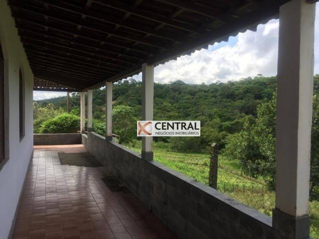 Sítio com 4 dormitórios à venda, 20000 m² por R$ 790.000,00 - Centro - Candeias/BA - Foto 12