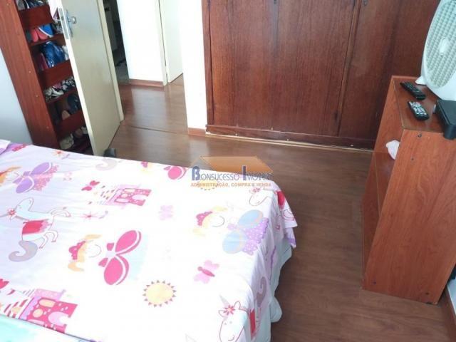 Apartamento à venda com 3 dormitórios em Ermelinda, Belo horizonte cod:42925 - Foto 6