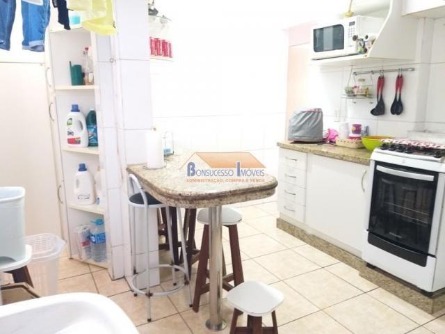 Apartamento à venda com 3 dormitórios em Ermelinda, Belo horizonte cod:42925 - Foto 4