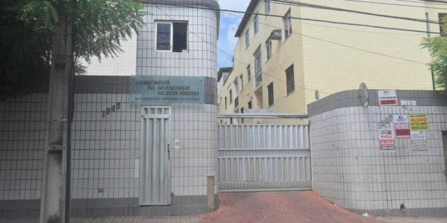 Apartamento à venda, 100 m² por R$ 350.000,00 - Benfica - Fortaleza/CE