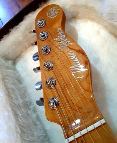 Stratocaster Music maker fender telecaster american Gibson les paul Standard classic prs - Foto 5