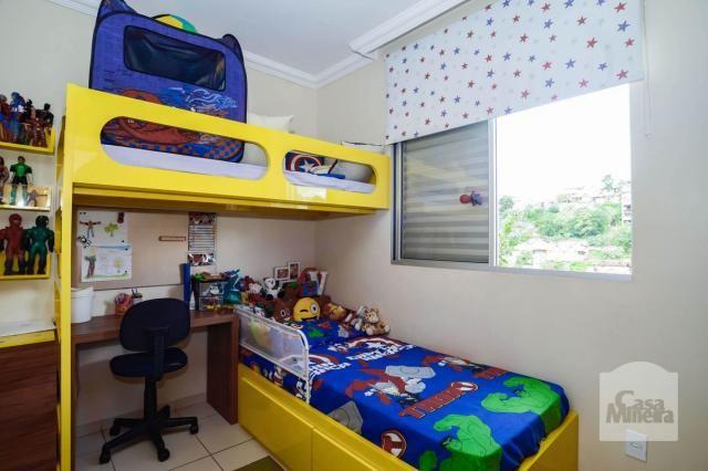 Apartamento à venda com 3 dormitórios em Alto caiçaras, Belo horizonte cod:255939 - Foto 9