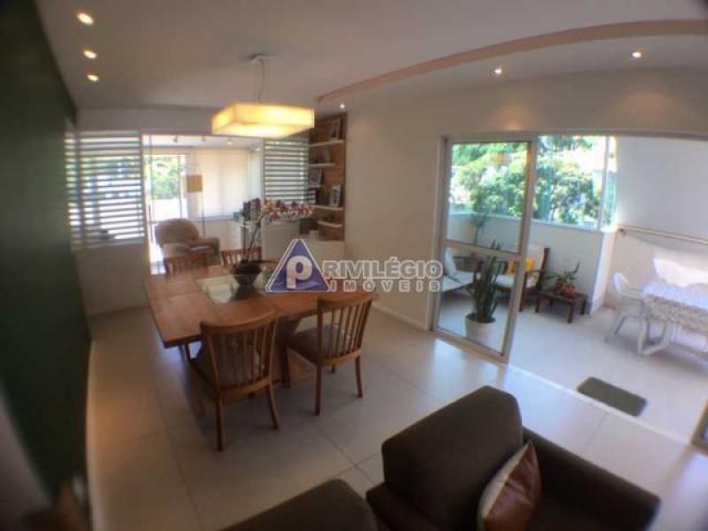 Apartamento à venda com 4 dormitórios em Cosme velho, Rio de janeiro cod:FLCO40015 - Foto 2