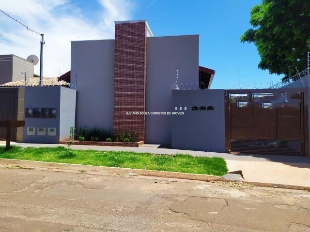 Casa de condomínio à venda com 2 dormitórios em Guanandi, Campo grande cod:296