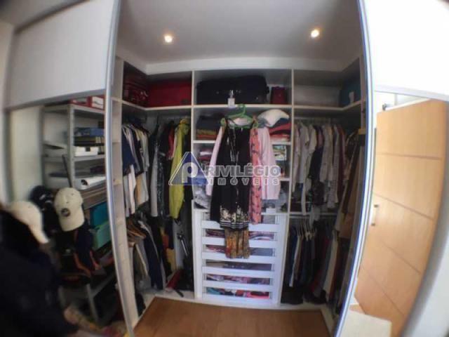 Apartamento à venda com 4 dormitórios em Cosme velho, Rio de janeiro cod:FLCO40015 - Foto 15