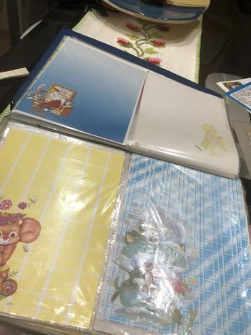 Coleção papéis de carta - Foto 4