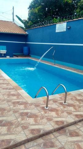 Vendo Salão de festas com 2 piscinas e churrasqueira! - Foto 14