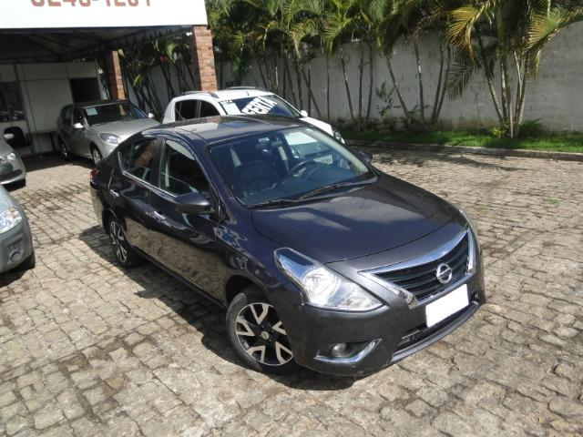 Nissan Versa 1.6 SL 2016/2016 - Foto 8