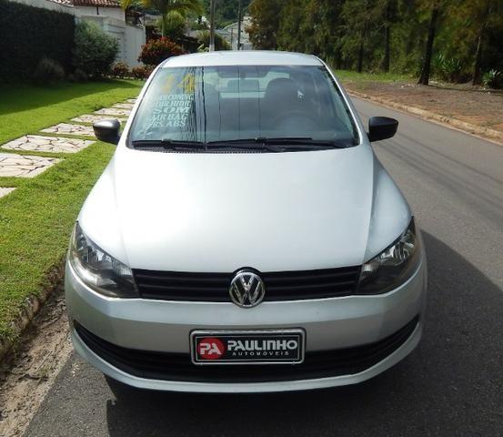 Volkswagen Gol City 1.0 2014 com Ar Condicionado e Direção Hidráulica Muito Conservado!!! - Foto 5